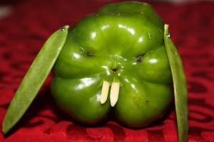 Can I Give My Rabbit Green Peppers?