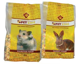 Can I Feed My Hamster Rabbit Food